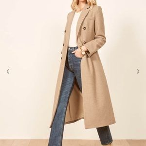 Middlebury coat from reformation.